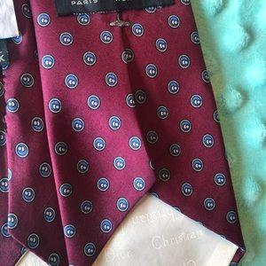Dior Accessories - Christian Dior Tie